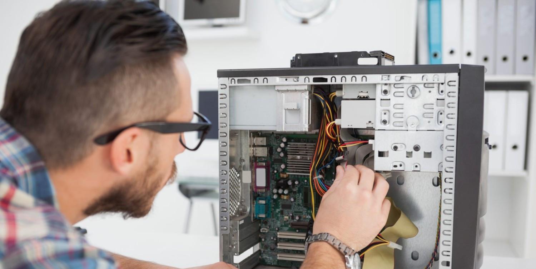 Limpieza de un ordenador