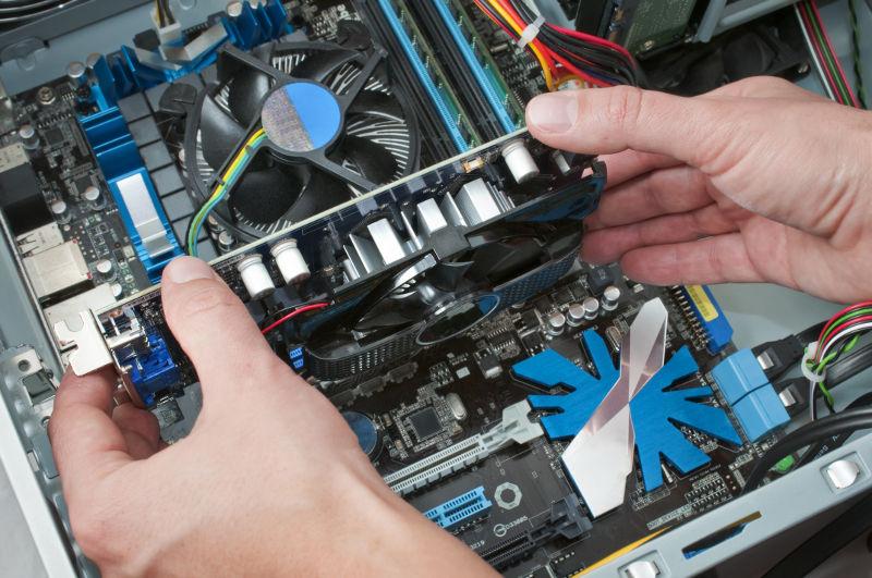 Mantenimiento de equipo de computo